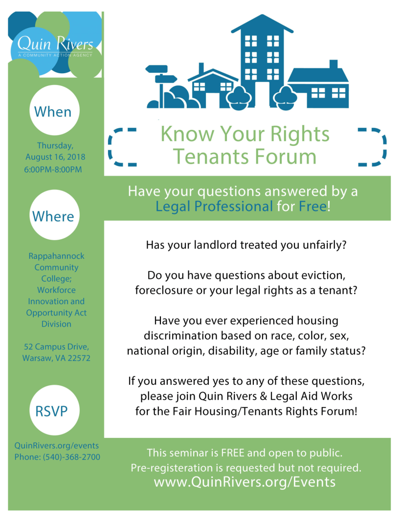 Know your Rights Flyer-1