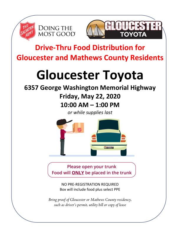 Gloucester Food Distribution Flyer-1