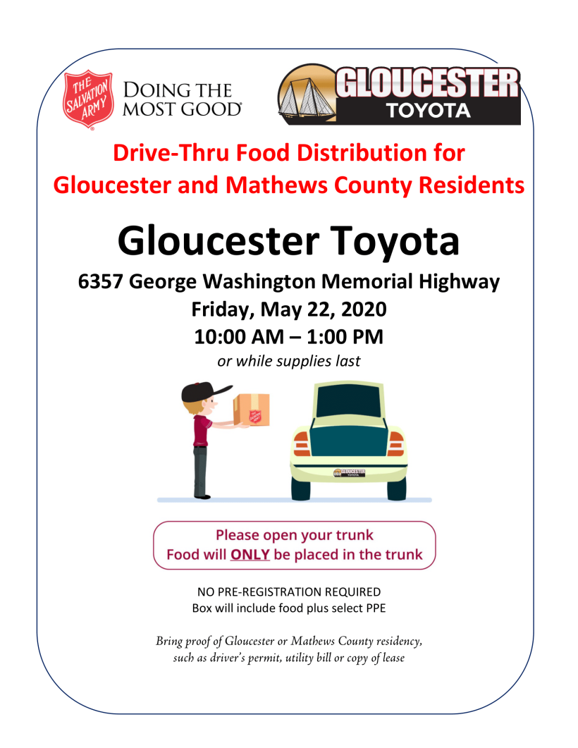 Gloucester Food Distribution Flyer-1