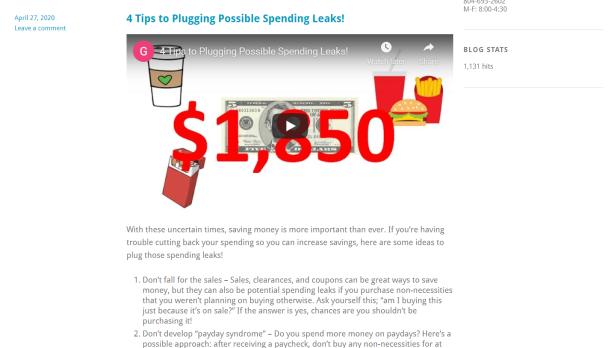 spendingleaks