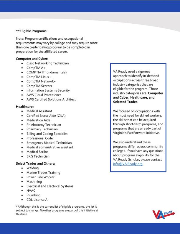 Final VA Ready Information Flyer-2